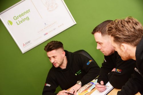 Heat Pump installer Sheffield