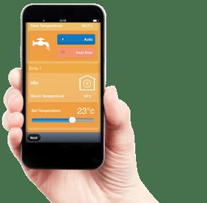 MelCloud Smartphone App