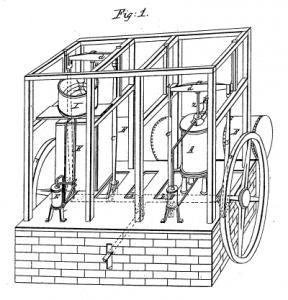Original Air Source Heat Pump diagram