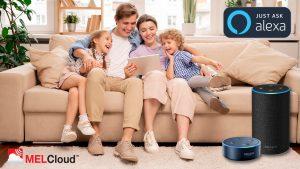 MELCloud Amazon Alexa
