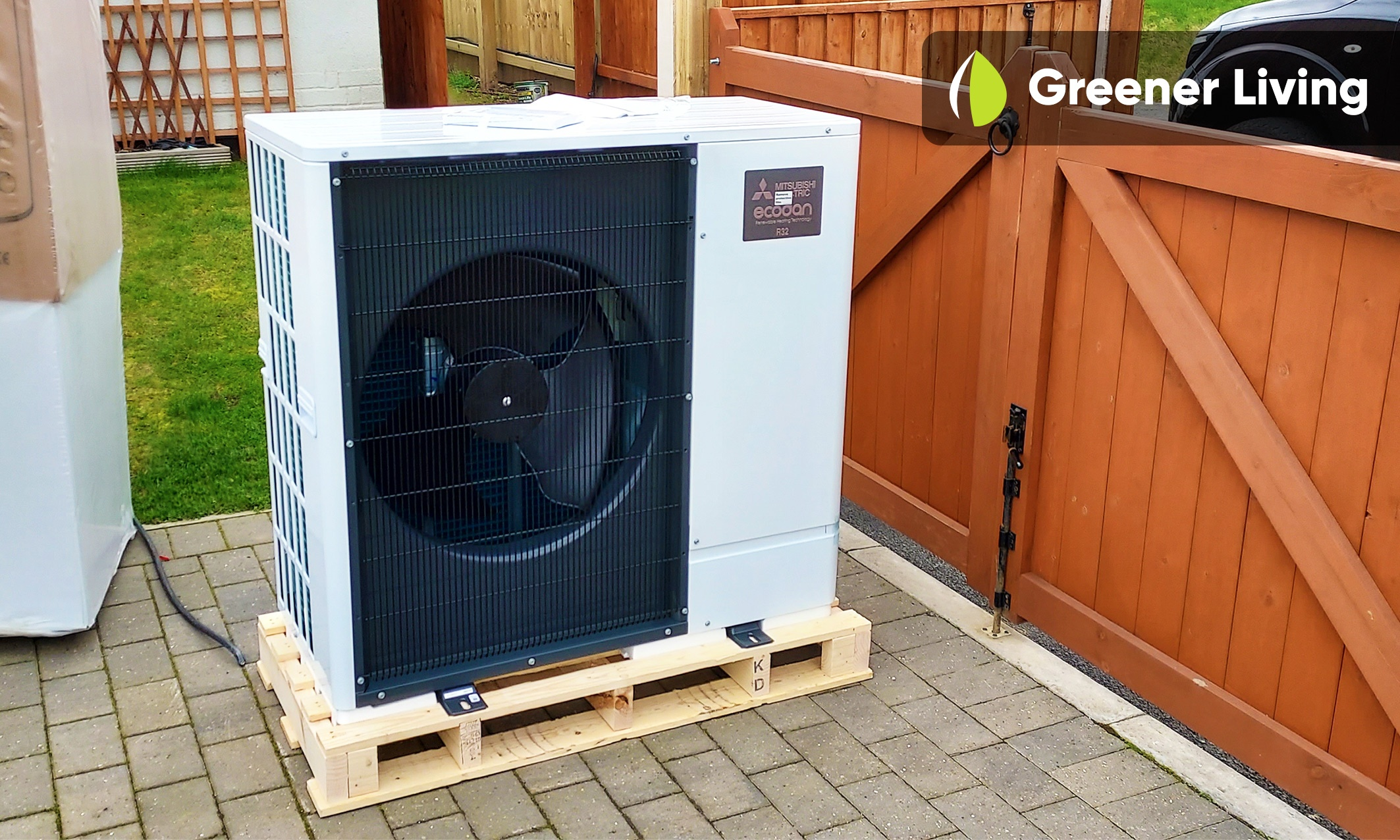 Air Source Heat Pump delivery