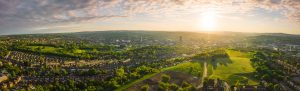 Sheffield is the Greenest City
