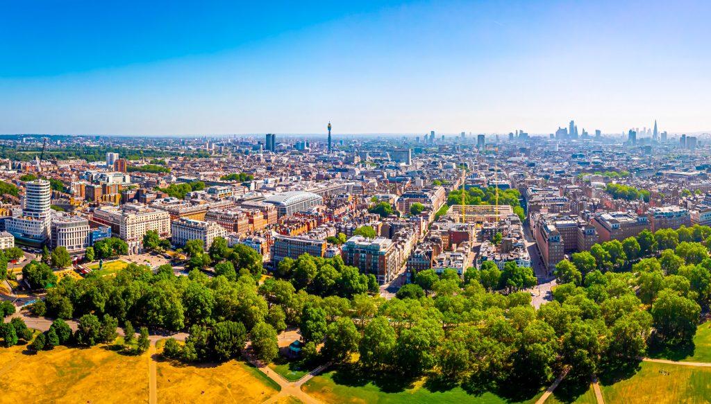 Green London