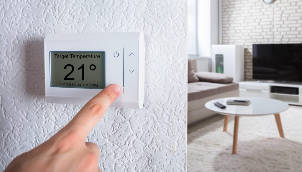 History of Electric Heating